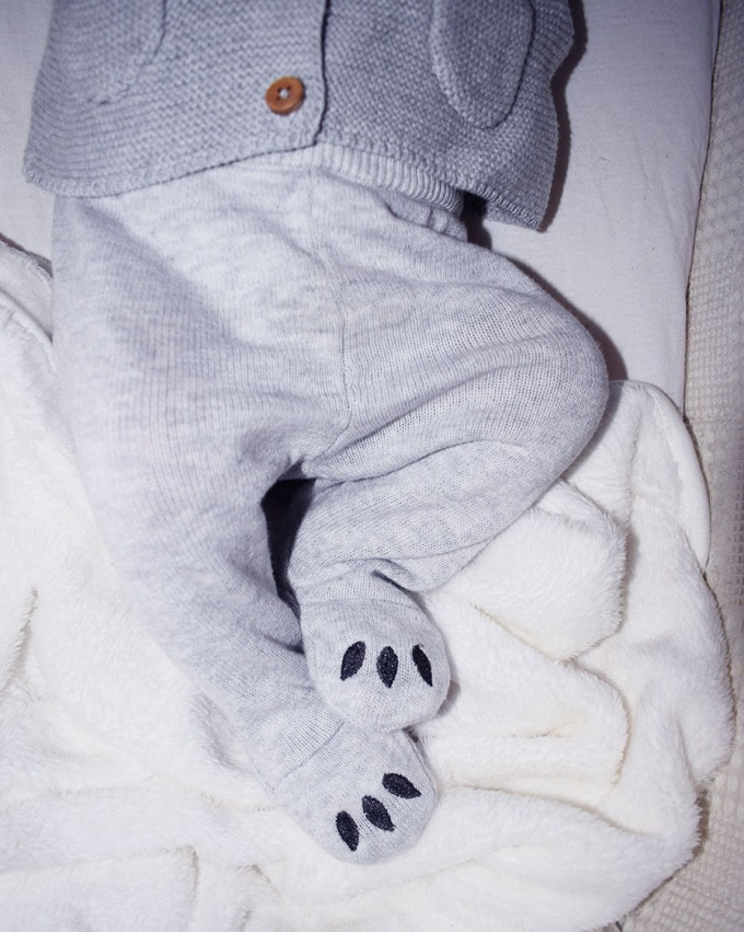 petits pieds pyjama camil
