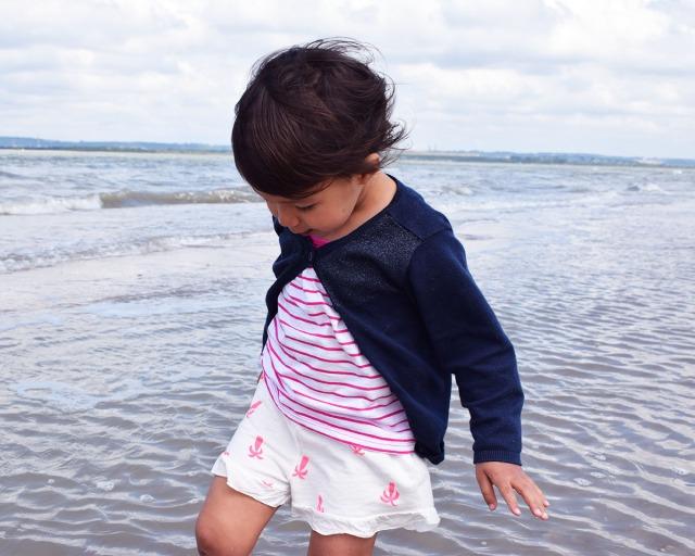 linette sur la plage 4
