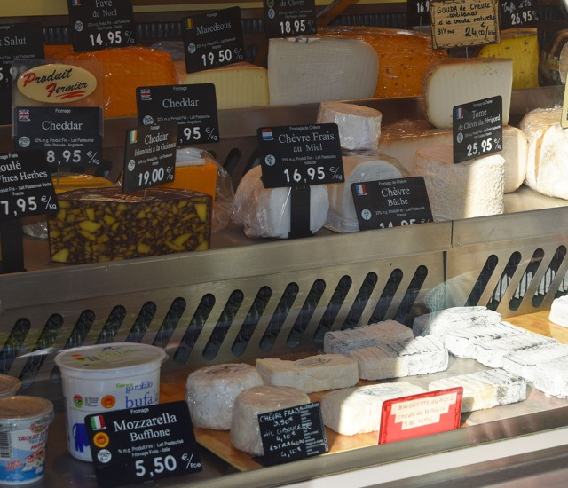 fromage du marché oct 2018