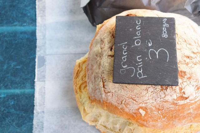 pain du marché